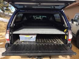 jeep camping mods simple sleeping platform cheap works great page 4 tacoma