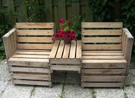 How To Make Patio Furniture Out Of Pallets Make Furniture Out Of Pallets A Summer Essential For The Patio Or