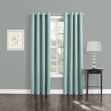Grey Curtains On Grey Walls Decor Blinds Curtains Room Darkening Curtains For Window