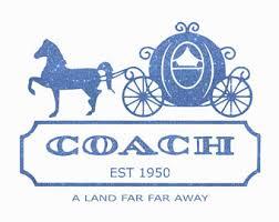 cinderella coach cinderella patch etsy
