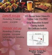 Chinese Buffet Hours by New Seafood Buffet In Torrance Restaurants Los Angeles Chowhound