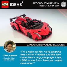 lamborghini veneno lego lego ideas on meet this week s 10k member firas