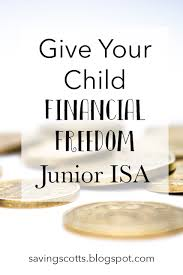 give your child financial freedom and help prepare for their future