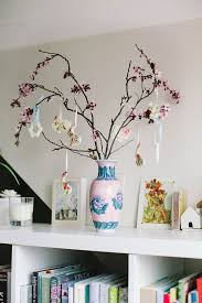 diy cherry blossom easter tree wallflower kitchen