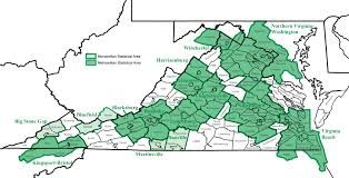 Floyd Va Map Virginia U0027s 2013 Metro Areas Statchat