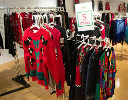 the dallas store that only sells sweaters