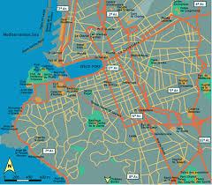 marseilles map marseille practical information