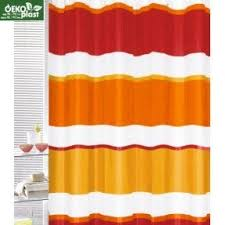 Yellow Stripe Curtains Yellow Stripe Shower Curtain Foter