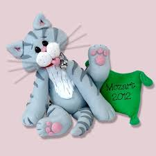 481 best clay dogs and cats images on cold porcelain