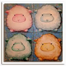 tableau pour chambre enfant tableau pour bébé décoration murale