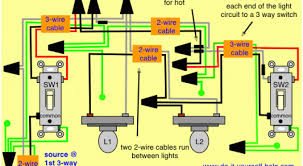 beautiful wiring a 2 way switch and also light switch wiring