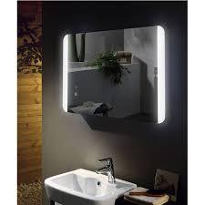 badspiegel led beleuchtung badspiegel mit spiegelheizung led beleuchtung badspiegel 60x80cm