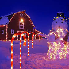 Costco Lighted Snowman by Light Stakes Costco Christmas 2017 Snowman Pathway Lights