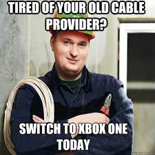 Cable Meme - cable guy fred memes quickmeme