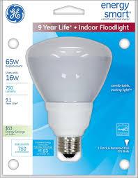ge lighting 21710 energy smart cfl 15 watt 65 watt replacement