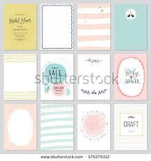 Design Invitations Contemporary Universal Cards Templates Design Invitations Stock