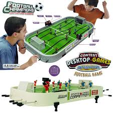 electronic table football game kid electronic score football chion table board game activity