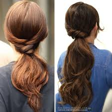 ponytail hairstyles for 10 lovely ponytail hair ideas for long hair easy doing within 5