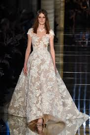 Couture Wedding Dresses Zuhair Murad Spring 2016 Couture Collection Vogue