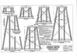 wooden bridge plans free model railroad bridge drawings forth replacement crossing
