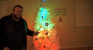 3ders org arduino powered tree with 3d printed