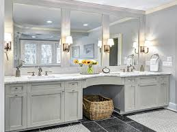 Traditional Bathroom Mirror Bathroom Mirror Lights Bathroom Traditional With Basket Bath Mats