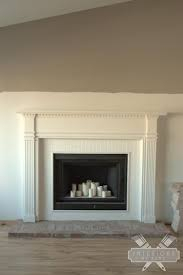 How To Update Brick Fireplace by The 25 Best Brick Hearth Ideas On Pinterest Country Fireplace