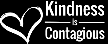 Contagious by Grand Valley Kindness Is Contagious