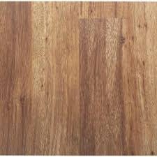 trafficmaster eagle peak hickory 8 mm x 7 9 16 in wide x 50