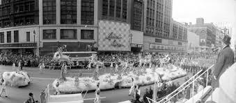 livin vintage vintage detroit america s thanksgiving parade