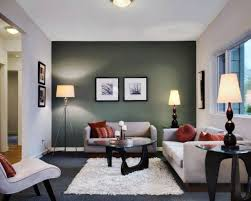Painting Ideas For Living Room Painted Feature Walls In Living Rooms Thecreativescientist
