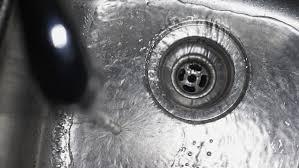 Slow Draining Kitchen Sink by Kitchen Sink Drain Stock Footage Video Shutterstock