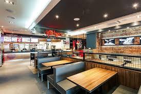 KFC Mongolia Namyanju  Interior Design For The St International - Fast food interior design ideas