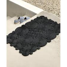 10 easy pieces glamorous black doormats gardenista