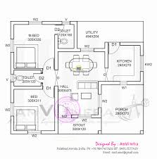 1000 square foot cottage floor plans adhome astonishing floor plan 1000 square foot house contemporary ideas
