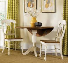 Tables Kitchen Furniture Round Dining Room Tables With Leaf Brownstone 56 Inside Design For