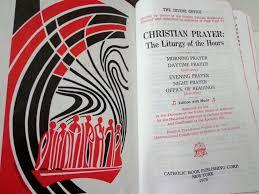 catholic book publishing company liturgy of the hours christian prayer the liturgy of the hours office morning