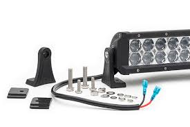 30 Curved Led Light Bar by Dual Carbine 50