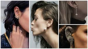 one earring 17 styling tips that prove one earring is better than a pair