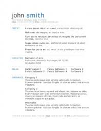 word document resume templates free download resume exles word document resume template free templates