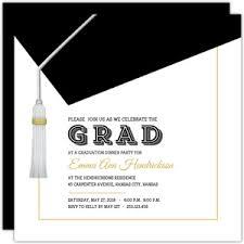 graduation cap invitations graduate school graduation invitations graduate school