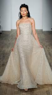 lazaro bridal runway collection spring 2018 ruffled