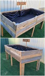 unique and brilliant ways to recycle old wood pallets recycled