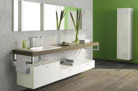 decorative bathroom ideas green accent wall for modern decorative bathroom ideas bedroom