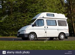 ford motorhome ford transit stock photos u0026 ford transit stock images alamy
