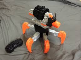 nerf remote control tank review nerf terradrone combat creatures unboxing review