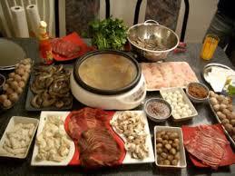 cuisine chinoise poisson fondue chinoise 火锅