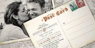 postcard wedding invitations postcard wedding invites yourweek 2166c7eca25e