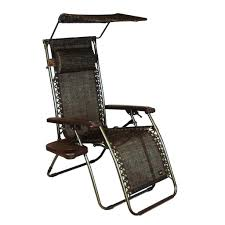 Recliner Chair Gravity Free Recliner Chair W Canopy U0026 Tray Bliss Hammocks
