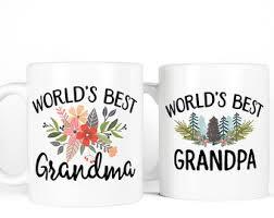 grandma and grandpa etsy